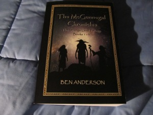 """The McGunnegal Chronicles"" Books 1-3"