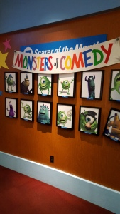 Monsters, Inc. Laugh Floor.