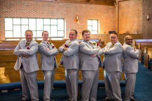 The men!