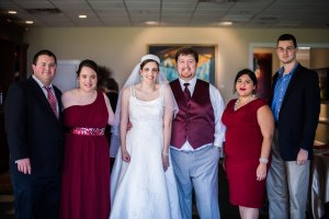 Beautiful! I love this photo of us :) Here's to more adventures! L to R: Drew, Katie, LB, Al, Heaven, and Justin.
