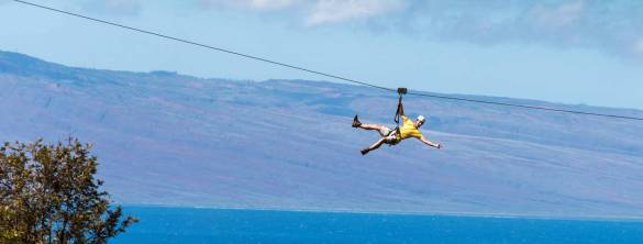 Zipline Maui