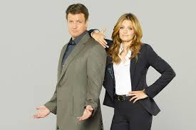 Castle and Beckett - tvguide