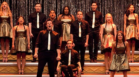Glee - Journey to Regionals
