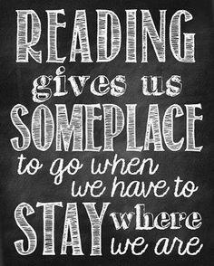 Reading - pinterest