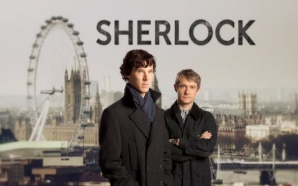 Sherlock - crimemuseum