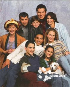 Wishbone Cast - pinterest