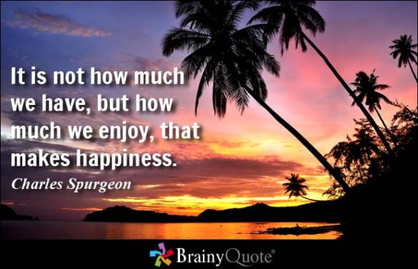 Happiness - brainyquote