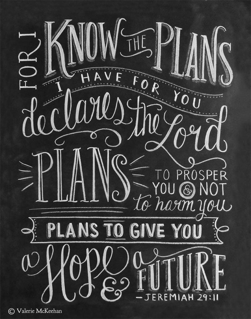 Jeremiah 29-11 - lilyandval