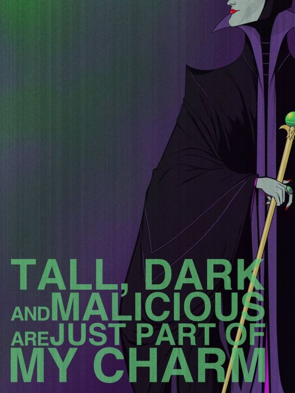 Maleficent - pinterest