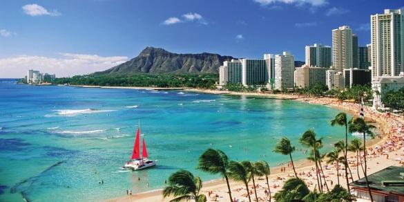 Hawaii - trafalgar