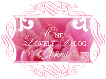 One Lovely Blog Award - gettingthroughanxiety