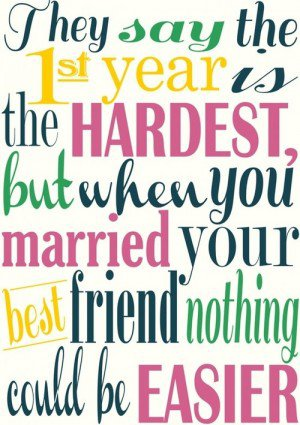 Getting Personal #46: First Wedding Anniversary - Hot Shot ...
