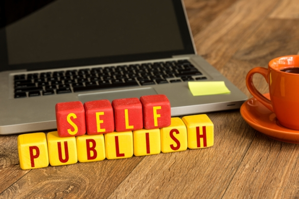 Things I Learned About Self-Publishing