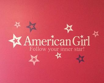 American Girl - Etsy