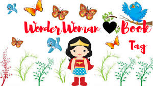 Wonder Woman Book Tag