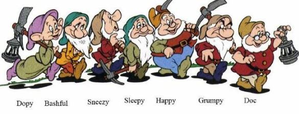 the-seven-dwarfs