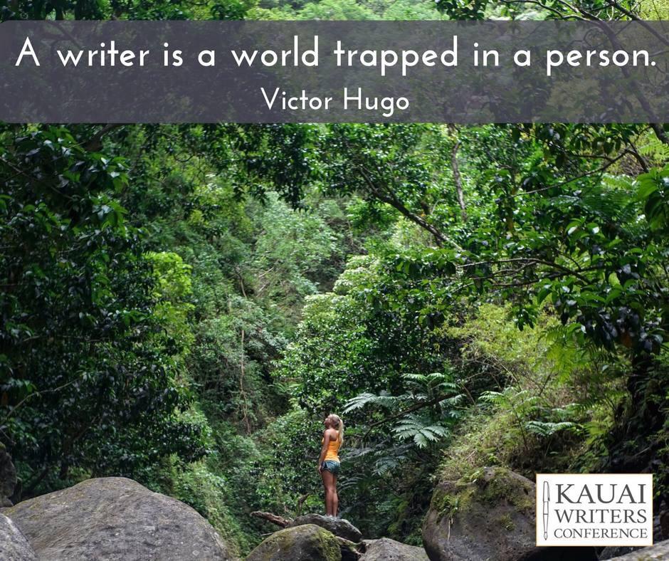 Image Credit: Kauai Writers Conference