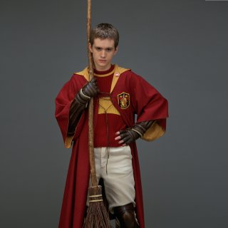 Oliver Wood - Pottermore