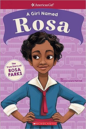A Girl Named Rosa