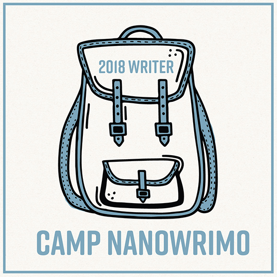 Camp 2018 Writer Profile Photo