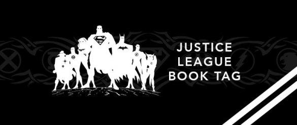 Justice League Book Tag