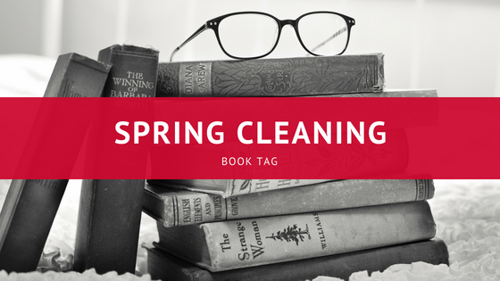 Spring Cleaning Book Tag