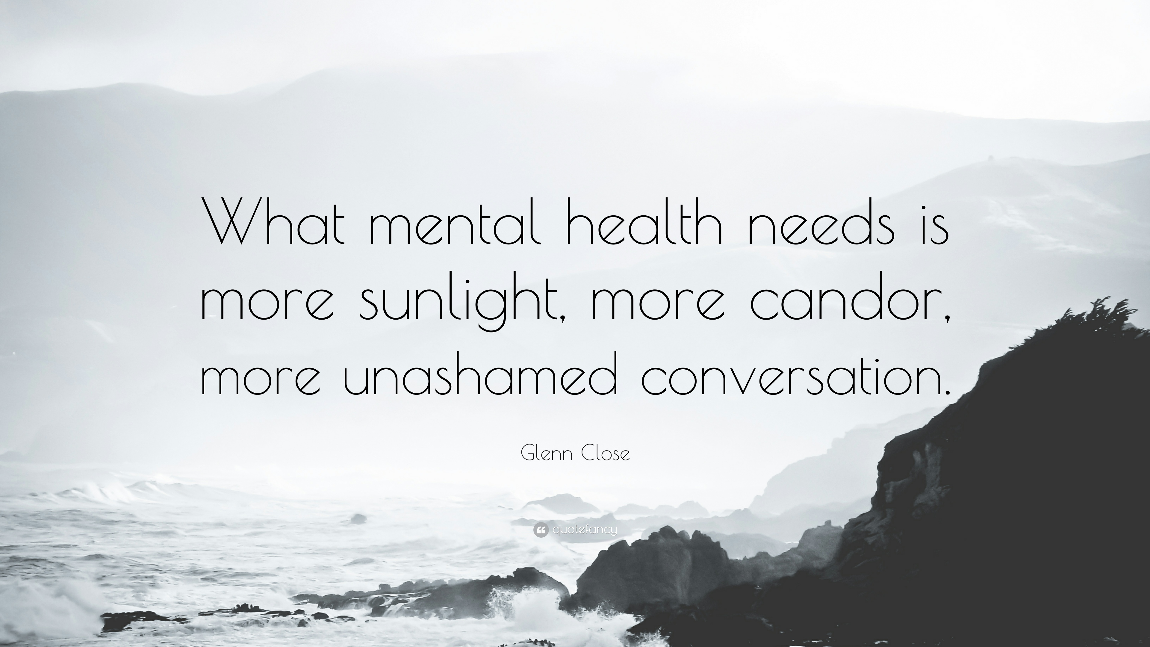 Mental Health - Quotefancy