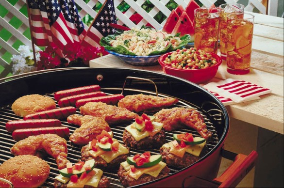 Traditional 4th of July Food