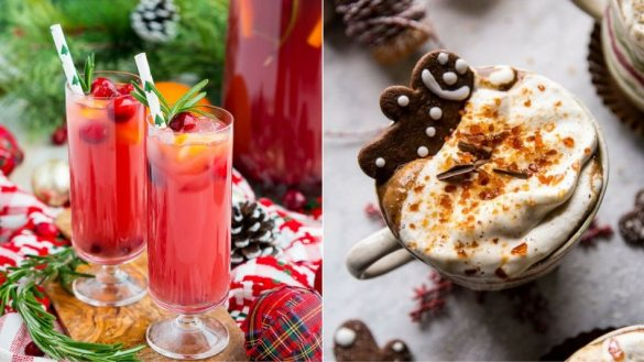 Holiday Drinks - Wide Open Eats