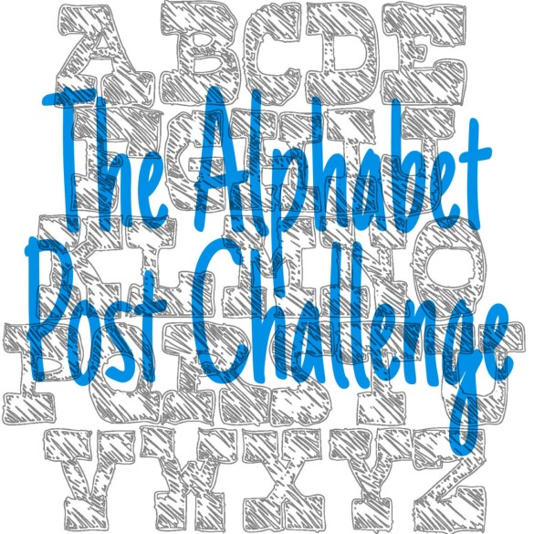 the alphabet post challenge