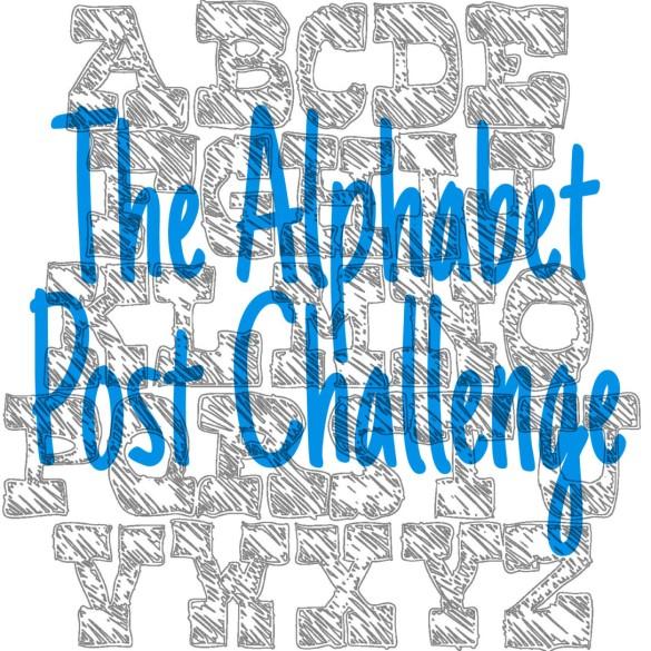 the alphabet post challenge