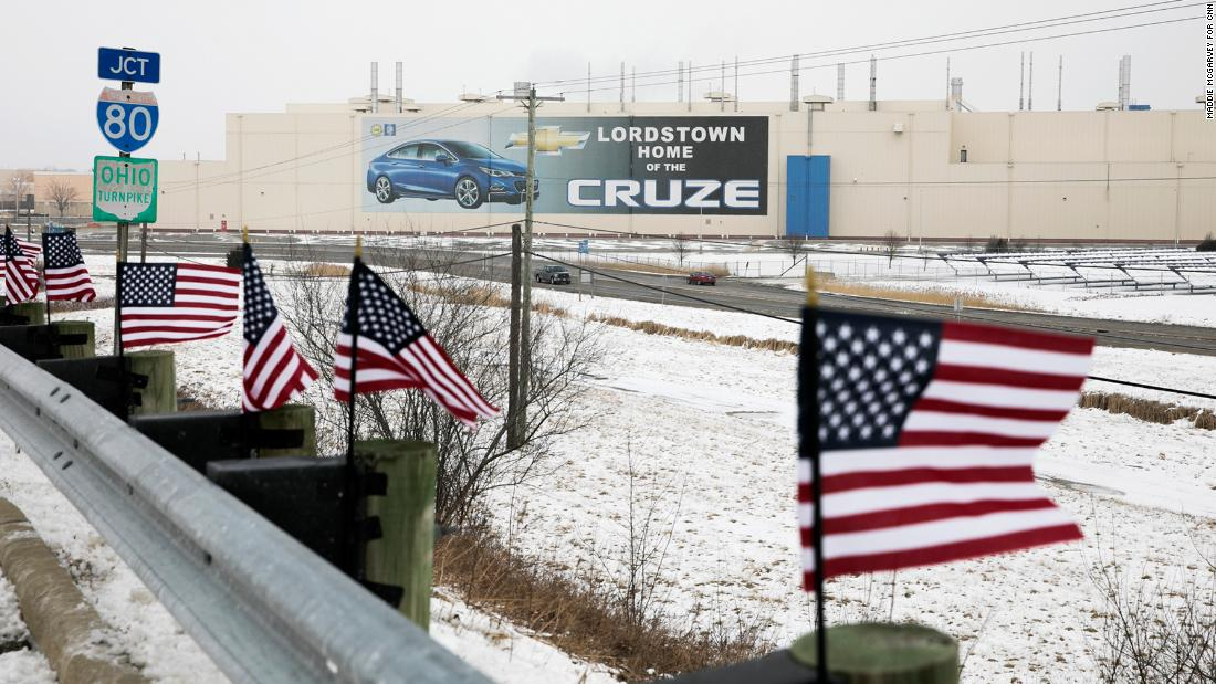 Lordstown GM Plant