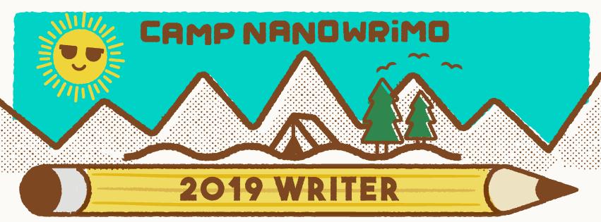 Camp NaNoWriMo April 2019