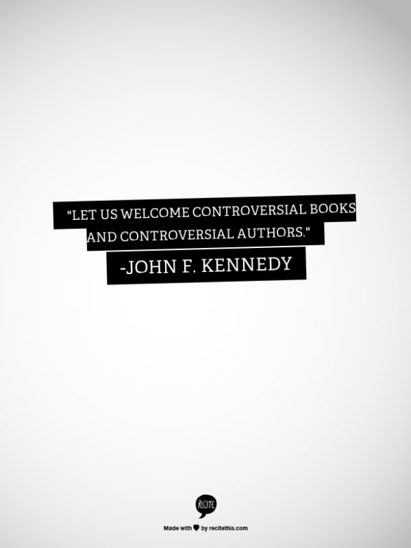 Controversial Books Quote