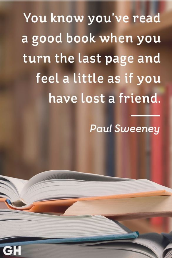 Paul Sweeney Book Quote