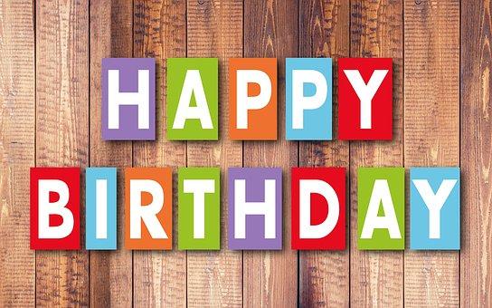 August WIP Writing Challenge Birthday Bash