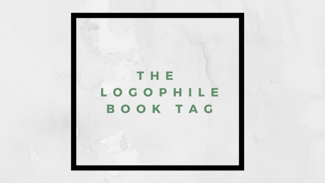 The Logophile Book Tag - Page to Page